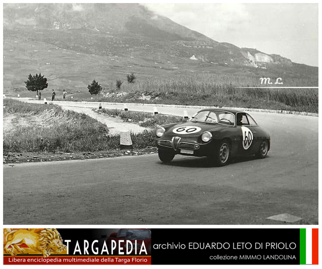 @ PHOTOGALLERY TARGA FLORIO 1960/TARGA FLORIO 1960