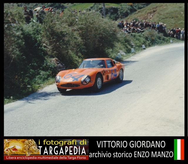 PHOTOGALLERY TARGA FLORIO 1965/TARGA FLORIO 1965