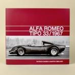 Alfa Romeo tipo 33/1967 Patrick Dasse & Martin Übelher