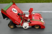 Ferrari 312 PB Targa Florio 1972 - Paolo Devodier