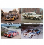 Fiat 131 Abarth Rally - Antonio Biasioli