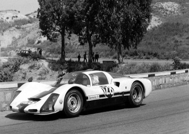 Photogallery Targa Florio 1968 Targa Florio 1968 Porsche